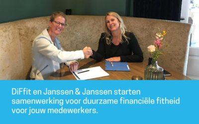 Samenwerking DiFfit – Janssen & Janssen