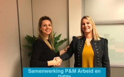 Samenwerking P&M Arbeid
